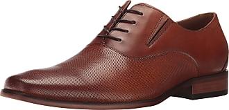Aldo Mens Dress Lace Up Shoes, Oliliria Uniform, Cognac, 13