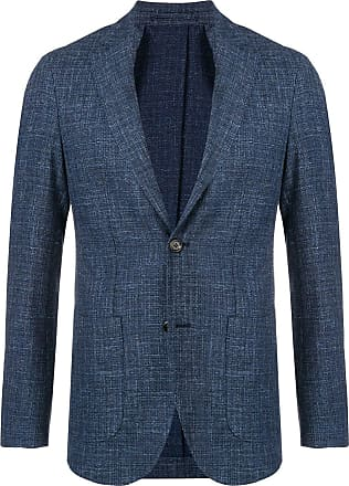 Eleventy classic single-breasted blazer - Azul