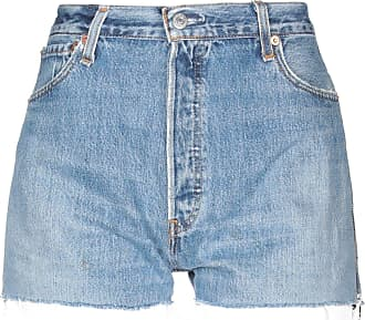 Re/Done JEANS - Shorts jeans su YOOX.COM