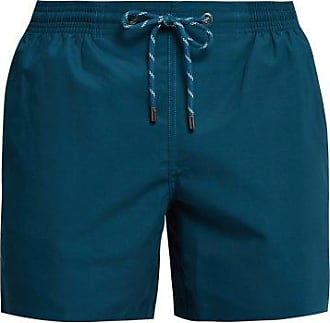 Marané Slim-fit Swim Shorts - Mens - Blue