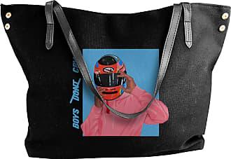 Juju Boys Dont Cry Womens Classic Shoulder Portable Big Tote Handbag Work Canvas Bags