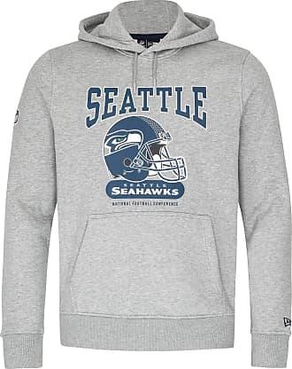 b6519790954 New Era Men Hoodies NFL Archie Seattle Seahawks Grey M