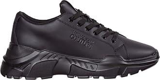 Versace Men Speed Sneakers Nero 9 UK