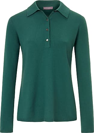 include Polo collar jumper include green