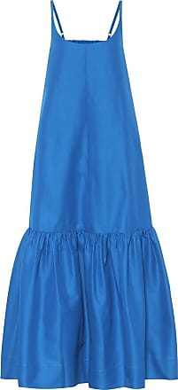 Lee Mathews Exclusive to Mytheresa - Daisy cotton and silk dress