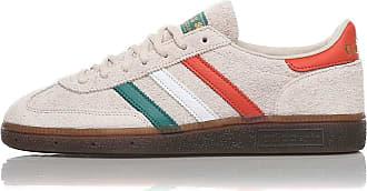 adidas Originals Handball Spezial, Clear Brown-Footwear White-Gold Metallic, 10,5