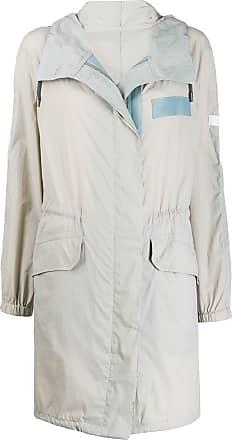 Yves Salomon - Army lightweight rain coat - Grey
