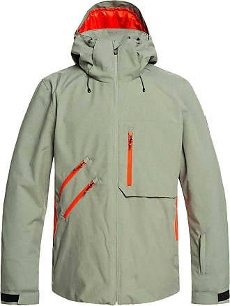 Quiksilver Traverse Jacket agave green