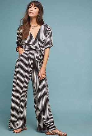 Beachgold Lillia Striped Jumpsuit