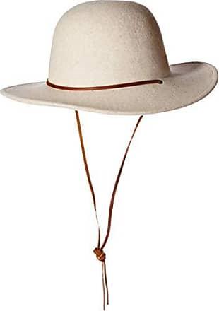 3f4fc0d0235 Brixton Mens Tiller Wide Brim Felt Fedora Hat