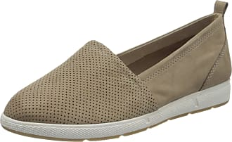 Marco Tozzi Womens 2-2-24611-24 Loafer, Beige Taupe 341, 4 UK