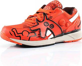 Reebok Pump Running Dual Keith Haring Orange