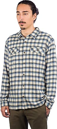 Patagonia Fjord Flannel Shirt castroville oyster white