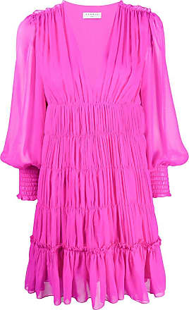 Sandro Dyane flared dress - PINK