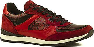 c41c7269d6bd1d Buffalo Damen ES 30884 Sneakers Leder Turnschuhe Trainer (42
