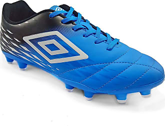 Umbro Chuteira Campo Soccer Fifity Masculino Azul 38