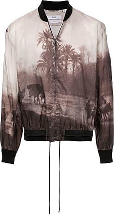 OAMC landscape bomber jacket - Brown