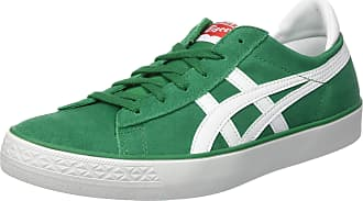 Onitsuka Tiger Mens 1183a525-300_46,5 Low-Top Sneakers, Green, 11.5 UK