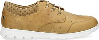 Panama Jack Mens Shoes Detroit C7 Napa Grass Ocre/Ochre 46 EU