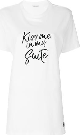 Chiara Ferragni Camiseta com estampa - Branco