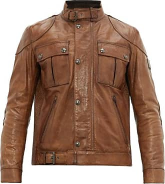 73400b8ee Belstaff® Leather Jackets − Sale: up to −64% | Stylight
