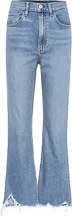 3x1 Jeans flared W5 Empire a vita alta