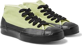 Converse + A$ap Nast Jp Chukka Rubber-trimmed Canvas Sneakers - Green