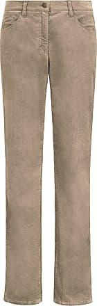 Brax Corduroy trousers design Carola Brax Feel Good beige