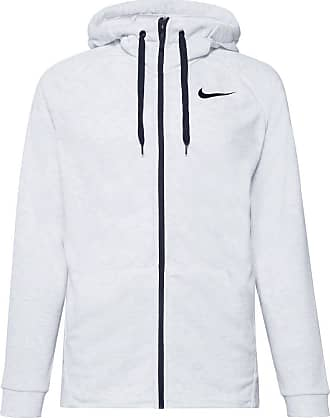 4d168d22e0dd Nike Mélange Loopback Dri-fit Zip-up Hoodie - Light gray