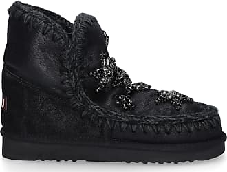 Mou Ankle Boots Black ESKIMO 18 CRYSALS