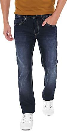 Zoomp Calça Jeans Zoomp Reta Lowest Manoel Azul