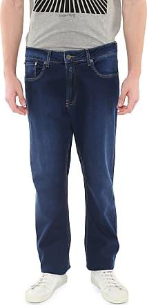 Calvin Klein Jeans Calça Jeans Calvin Klein Jeans Reta Relaxed Azul