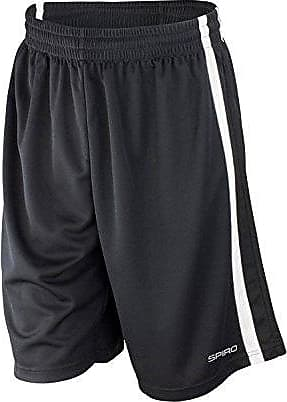 schnelltrocknend, Spiro Herren-Basketball-Shorts
