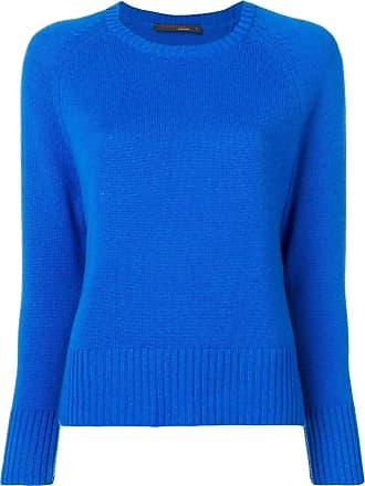 Incentive! Cashmere Suéter de tricô - Azul
