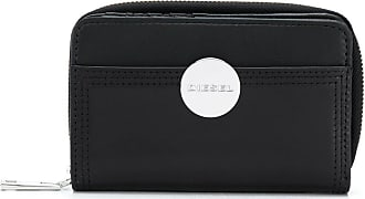 Diesel Business LC leather wallet - Preto