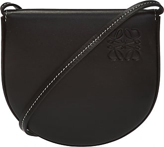 Loewe Document Case Womens Black
