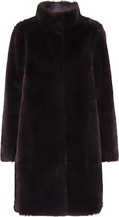 Velvet Mina reversible faux-fur coat