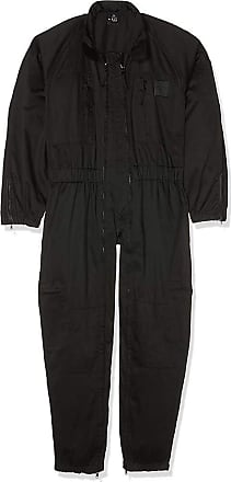 Mil-Tec Patrol SWAT Overall Combat Coverall Suit Black