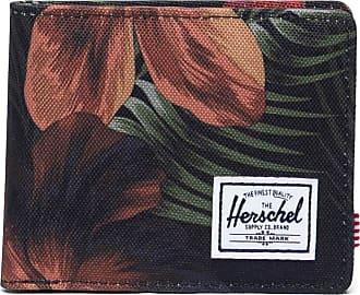 Herschel Herschel Roy Coin RFID Wallet Tropical Hibiscus
