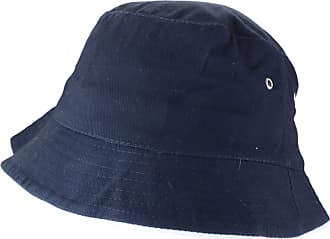 2Store24 Fishing Hat in Navy/White Size L/XL