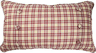 Ellery Homestyles Waverly 14773012X022TSN Norfolk 12-Inch by 22-Inch Oblong Decorative Pillow, Tea Stain