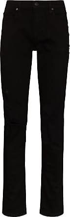 Paige Calça jeans skinny Croft - Preto