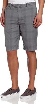 O'Neill Mens 22 Inch Outseam Classic Walk Short - Gray - 40
