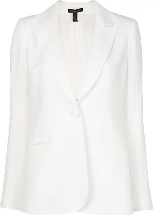 Kiki De Montparnasse slim-fit tailored blazer - White