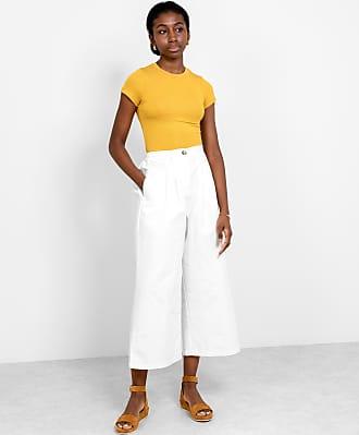 L.F.Markey Jorgen Trousers White