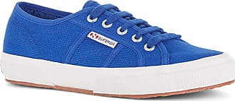 Superga Unisex Adults 2750-cotu Classic Gymnastics Shoes, Blue (Blue Royal M29), 7.5 UK