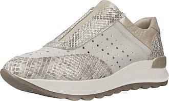 24 Horas Women Lace Shoes Women 24416 Gold 5.5 UK