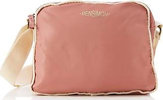 760952fdf9 Bensimon femme Small Besace Sac bandouliere Rose (BOIS DE ROSE)