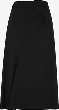 Maison Margiela Asymmetric Midi Skirt