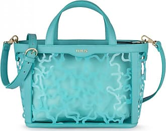4c253674484c Tous Small coral-mint colored kaos shock reversible handbag